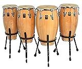 CLUB SALSA 1175 inch Conga Drum pro natural