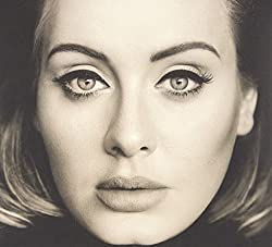 Adele 25 Deluxe Edition CD with 3 Bonus Tracks by columbia records