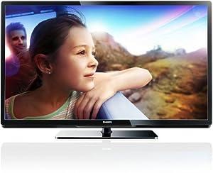 Philips 32PFL3107K/02 81 cm (32 Zoll) LED-Backlight-Fernseher (HD-Ready, 100Hz PMR, DVB-T/C/S2, CI+) schwarz
