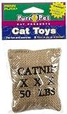 Penn Plax CAT532 Catnip Burlap Bag Catnip Toy