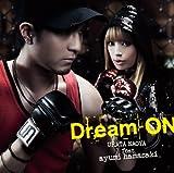 浜崎あゆみ CD 「Dream ON(ジャケットA)」