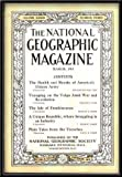 img - for National Geographic Magazine - March 1918 - Volume XXXIII, Number Three book / textbook / text book