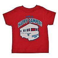 Winnebago Outdoor Toddler Happy Camper T-Shirt