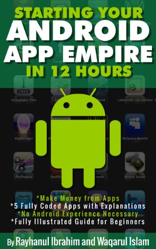 Starting Your Android App Empire image