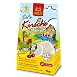 Lawrence Tea Pods Little Dragon, Sweet Cherries & Banana, Naturally Sweetened with Stevia, for Senseo Pod Machines, 20 Pads