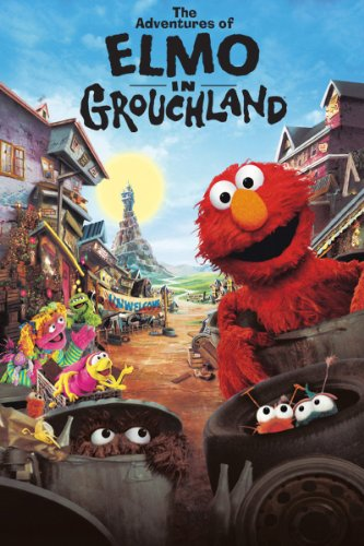 Amazon Com The Adventures Of Elmo In Grouchland Kevin