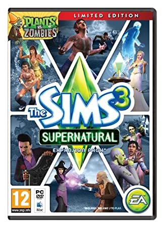 The Sims 3 Supernatural - Limited Edition (PC/Mac)