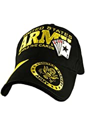 """US Army """"We Hold the Cards"""" Ball Cap"""