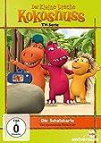 DVD Cover 'Der kleine Drache Kokosnuss, TV-Serie 6 - Die Schatzkarte