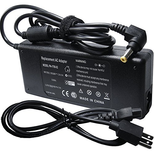 Click to buy 19V 90W Laptop Ac Adapter Charger Power Supply Cord for ASUS 90-N6EPW2012 90-XB04N0PW00040Y PA-1900-24 W5F Va Z9 Z99H Z99J - From only $11.99