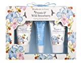 Florals Heathcote and Ivory Freesia and Wild Strawberry Caring Hands Treats