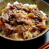 謹製米久の牛丼