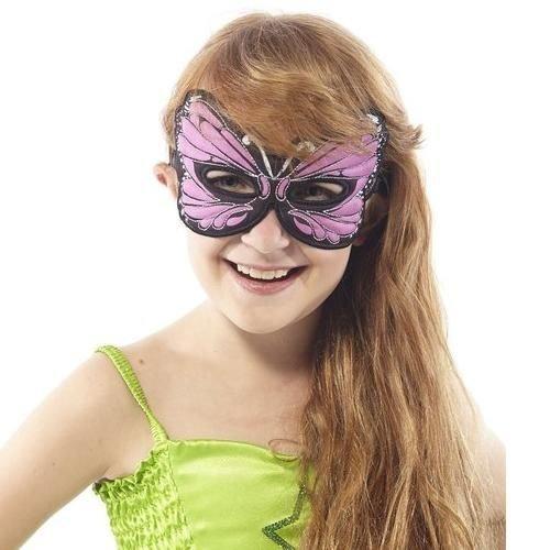 Fantasy Monarch Butterfly Mask - Dress-Up by Douglas Cuddle Toys (50700)