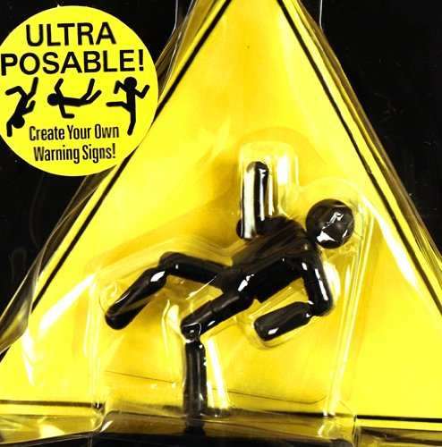 Buy Low Price American Science & Surplus Stickman Action Figure (B001NYNZJK)