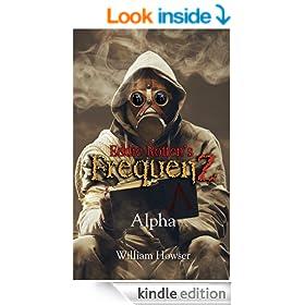 Eddie Rotten's FrequenZ: Alpha