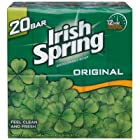 Irish Spring-Deodorant Soap, 20/4.0 oz bars