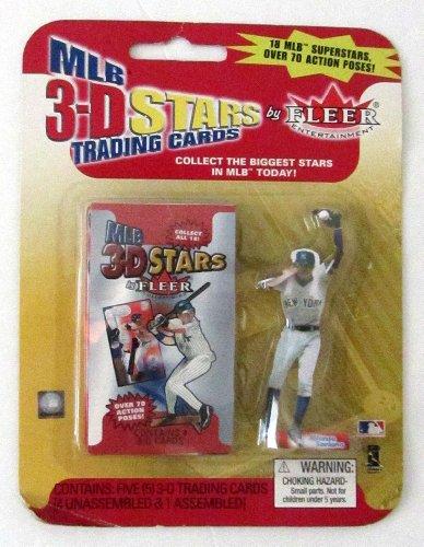 MLB 3-D Stars Trading Cards - 1