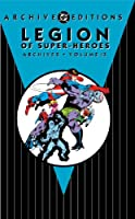 Legion Of Super Heroes Archives HC Vol 13 (Archive Editions)