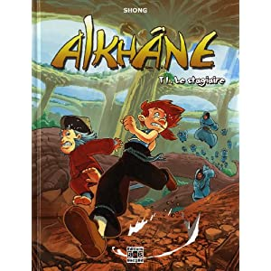 Alkhâne, Tome 1 : Le stagiaire