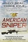 American Sniper : l'autobiographie du sniper le plus redoutable de l'histoire militaire am�ricaine par Kyle