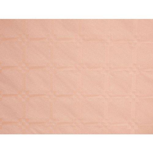 Nappe abricot pastel damassée 1.20m x 50m