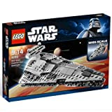 51Amcc4ccQL. SL160  LEGO Star Wars Set #8099 Midi Scale Imperial Star Destroyer
