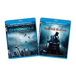 Chronicle / Abraham Lincoln Vampire Hunter (Two-Pack) [Blu-ray]