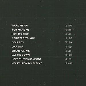 incl. Hey Brother (CD Album Avicii, 10 Tracks)