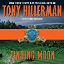 Finding Moon Audiobook by Tony Hillerman Narrated by Erik Bergmann