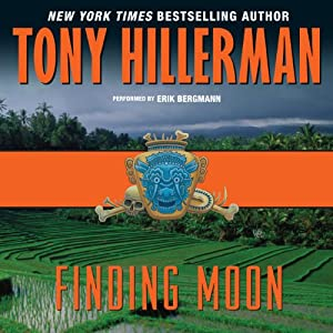 Finding Moon | [Tony Hillerman]