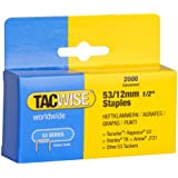 Tacwise 53/12 STAPLES 12MM (2000)