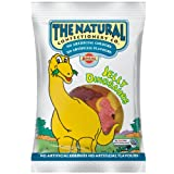 The Natural Confectionery Company Jelly Dinosaurs Bag 200g (Box of 12)