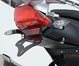 R&G(アールアンドジー) フェンダーレスキット ブラック F800GT(13-) RG-LP0144BK