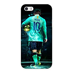 UNICOVERS Player 10s Back Case Cover for iPhone SE