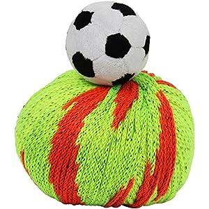 DMC Top This Hat Yarn Soccer Ball