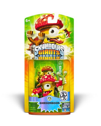 Skylanders Giants: Lightcore Shroomboom Character