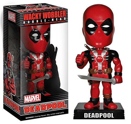Marvel - Funko Wacky Wobbler Deadpool