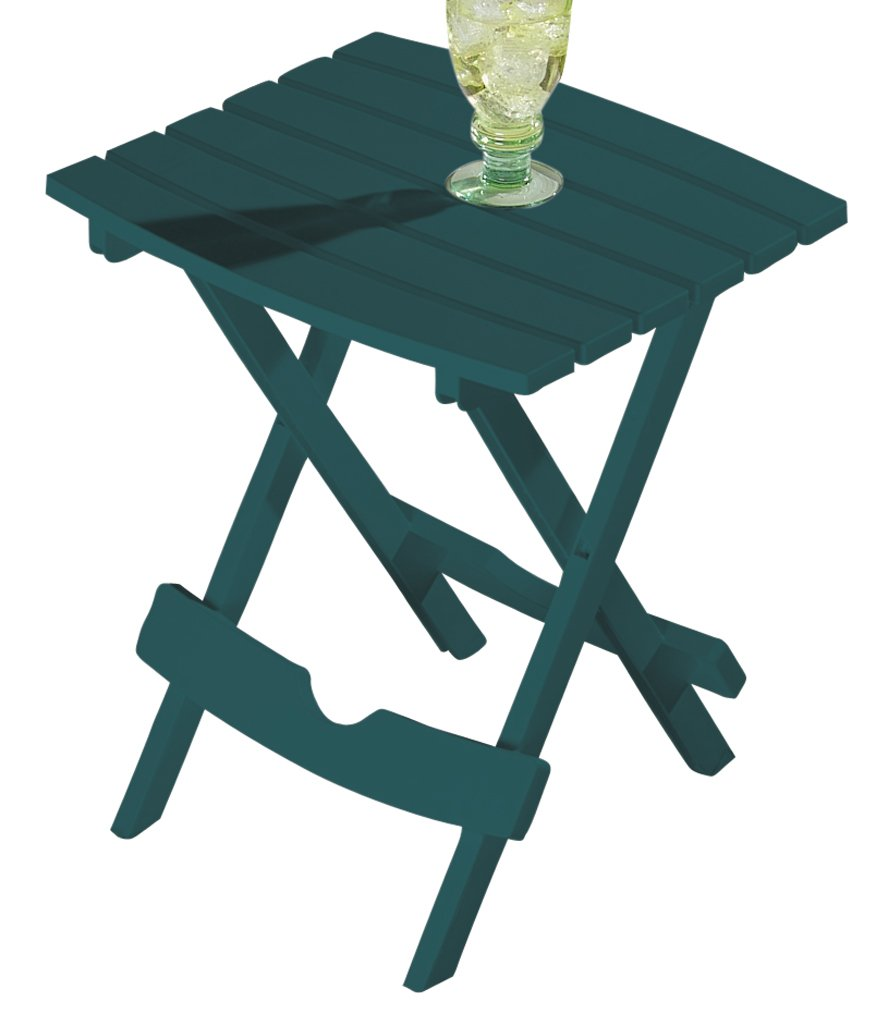 Miles Kimball Outdoor Folding Side Table roth after 50 000 miles cloth