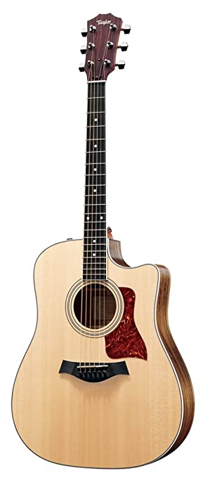 Amazon.com: Taylor Guitars 410ce Dreadnought Acoustic Electric ...