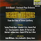 Salute To The Great Movie Scores (Films Of Steven Spielberg)