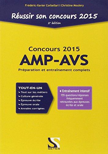 Réussir son concours AMP-AVS 2015