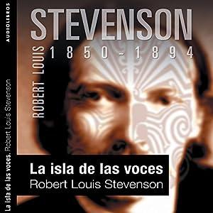 La isla de las voces [The Isle of Voices] Audiobook