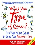 img - for What's Your Type of Career?: Find Your Perfect Career by Using Your Personality Type book / textbook / text book