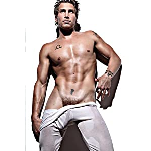 MALE MAN MEN BOY EROTIC HOT SEXY HUNK REFRIGERATOR FRIDGE MAGNET 001 - GAY ...