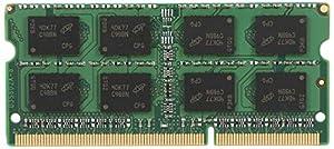 Crucial 4GB Single DDR3 1600 MT/s (PC3-12800) CL11 SODIMM 204-Pin 1.35V/1.5V Notebook Memory Module CT51264BF160B
