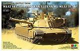 Rye field Model RM de 5004-Maqueta de m1a2SEP Abrams Tusk I/Tusk II/m1a1Tusk