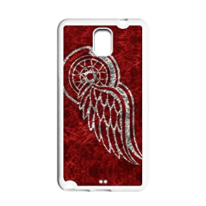 NHL Detroit Red Wings Samsung Galaxy Note 3 N900 Hard Cover Case