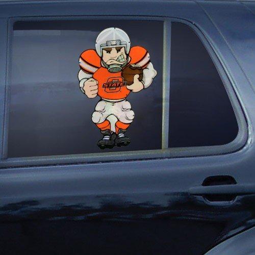 Oklahoma State Cowboys Light Up Car Window Player