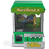 1pc Electronic Green Machine Claw Games Toys That Give Prizes K0074-1