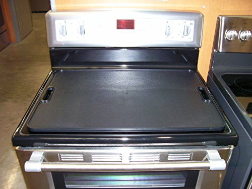 More Counter Space (Black Legless) (Glass Cover For Gas Stove compare prices)